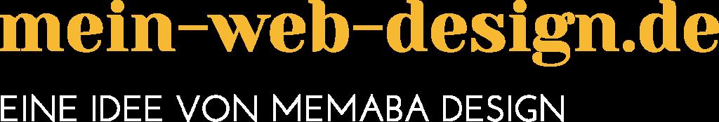 mein-web-design-logo-memaba-design